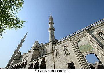Blue Mosque of istanbul