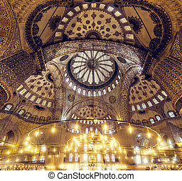 Blue Mosque Sultan Ahmet Cami