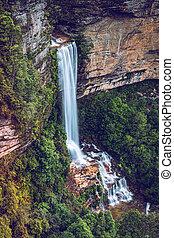 Blue Mountains Katoomba Falls, Australia