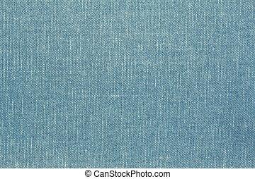 blue natural linen texture