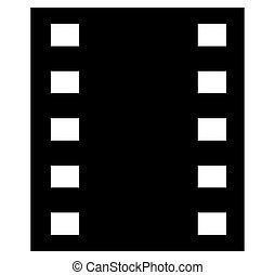 Blue Negative Film