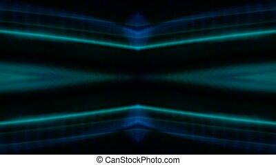 blue neon light,flare laser banner