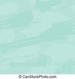 Blue paint background.