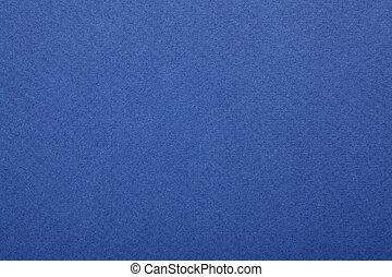 Blue paper texture.