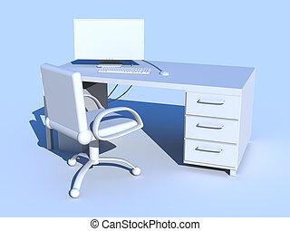 Blue PC Workplace
