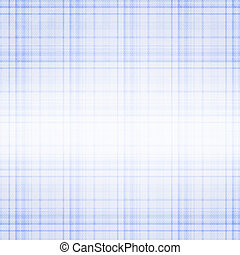 Blue plaid background