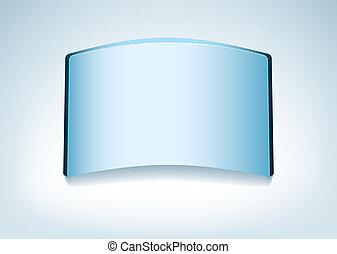 blue pohár, háttér
