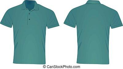 Button-up shirt Vector Clip Art EPS Images. 306 Button-up shirt ... cad279b7fc467