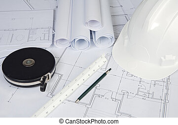 Blue prints home Plans