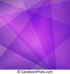 Blue, purple, geometric pattern, triangles background, polygonal design.