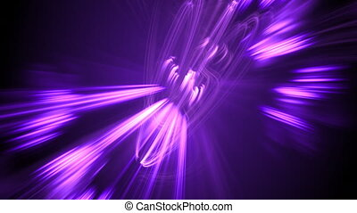 blue purple motion background