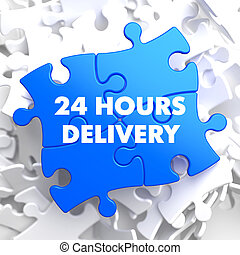 Blue Puzzle - 24 hours Delivery. - 24 hours Delivery on Blue...