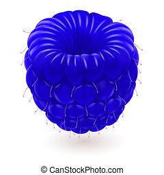 Blue raspberry.