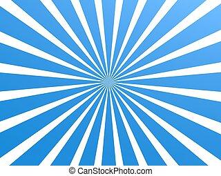 Blue ray - Hi-res original 3d rendered computer generated ...