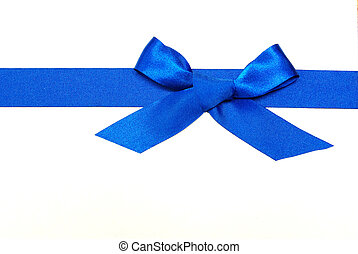 ribbon and bow