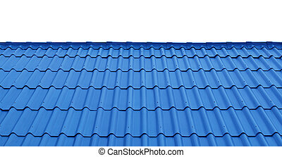 Blue Roof