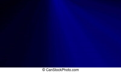 Blue Rotating Soft Rays Background