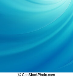 Blue rotation water. EPS 8