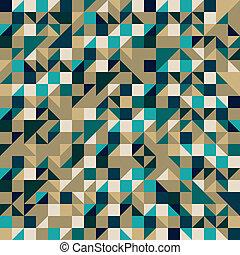 Blue Sand Pattern
