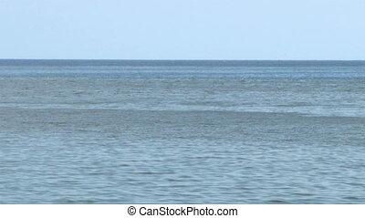 Blue Sea and Verizon - Quiet view of blue sea verizon with...
