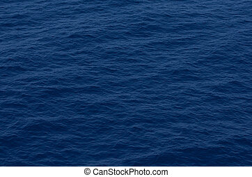 Blue sea background texture