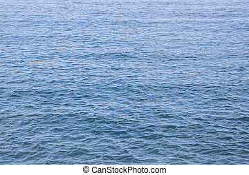 blue sea ocean background