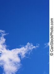 Blue Sky and Clouds #3