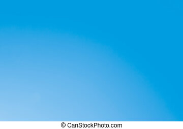 blue sky background - blue sky without clouds, natural...