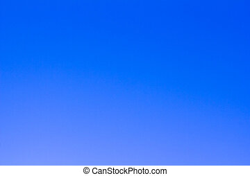 Blue Sky Background without cloud