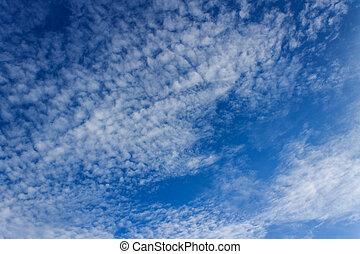 Blue Sky & CloudsBlue Sky & Clouds