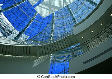 Blue Skylight2