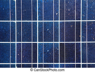 blue solar energy plate detail fro green electric supply