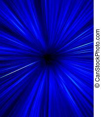 blue speed
