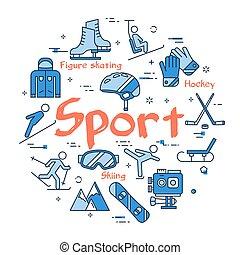 Blue SPORT concept
