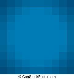 blue square pixel gradient light