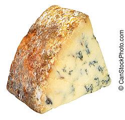 Blue Stilton Cheese - Traditional blue stilton cheese with ...