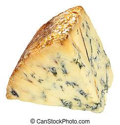 Blue Stilton Cheese - Traditional blue stilton cheese with...