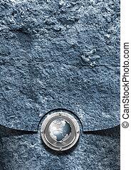 Blue Stone Business Background