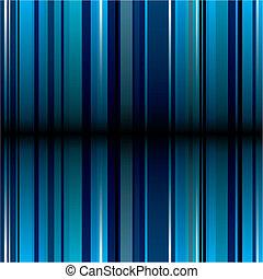 blue stripe fold