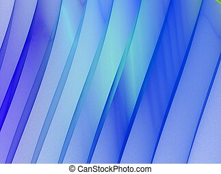 Blue stripes. Abstract background