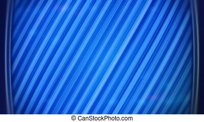 blue stripes loop techno background
