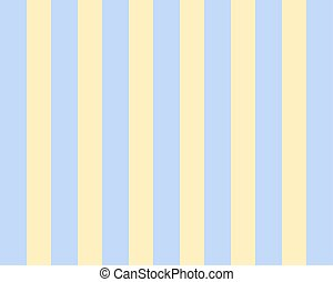 blue stripes on yellow background. vertical pattern in geometric style with gradient.