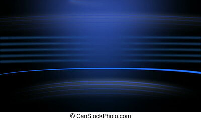 Blue Stroke Burst Seamless - Seamless Animated Blue Stroke...