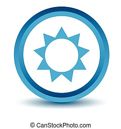 Blue Sun icon