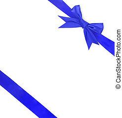 blue szalag, noha, íj