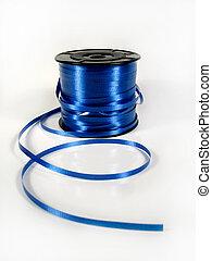 blue szalag