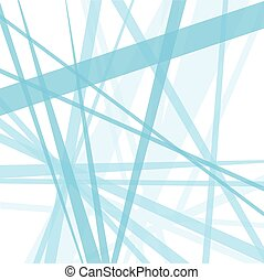 blue tech lines background vector design on white