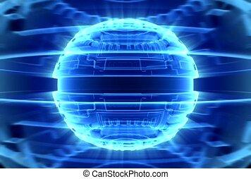 Blue Tech World