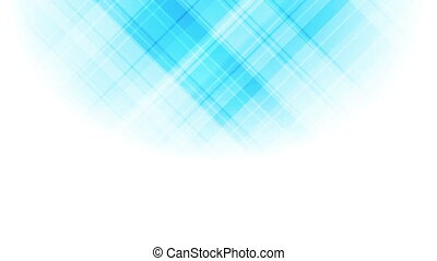 Blue technology geometric abstract motion background