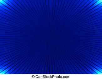 Blue teleport blast illustration background hd